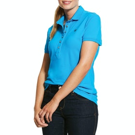Ariat Prix 2.0 Damen Polo-Shirt - Nautilus