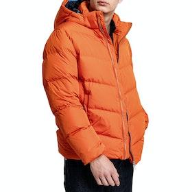 Gant The Alta Down Jacket - Harvest Pumpkin