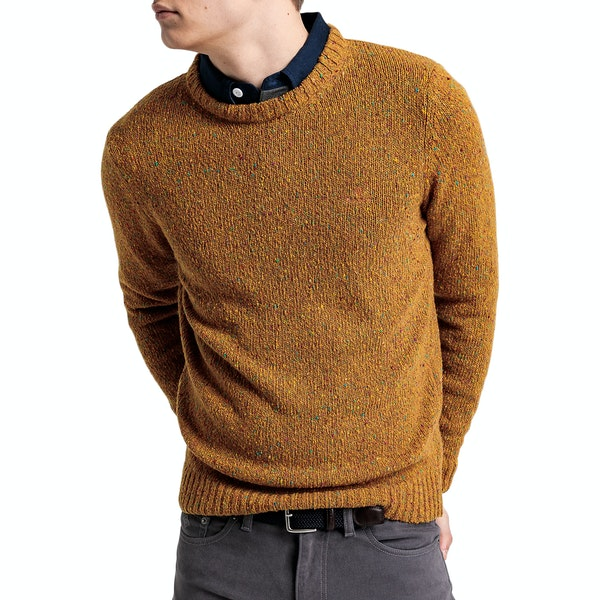 Gant Neps Knit Crew Sweater