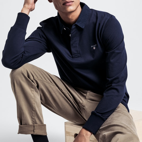 Gant The Original Heavy Polo Shirt
