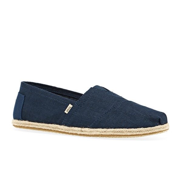 Toms Rope Sole Linen エスパドリーユ