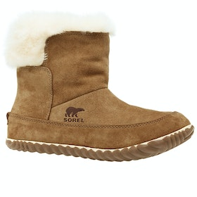 Sorel Out N About Bootie Ladies Boots - Elk Natural