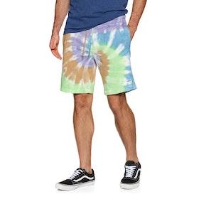Rip N Dip Peeking Nerm Sweat Shorts - Tie Dye