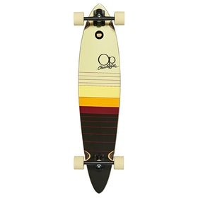 Surf Skateboard OP Dawn - White Black
