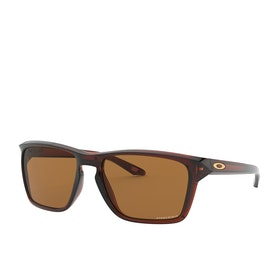 Oakley Sylas Prizm Sunglasses - Polished Rootbeer ~ Bronze