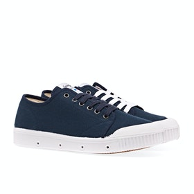 Spring Court G2 Classic Canvas Men's Shoes - Midnight Blue