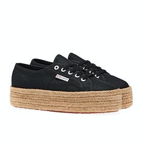 Superga 2790 Cotropew Damen Schuhe - Black