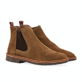 Penelope Chilvers Jump Suede Women's Boots - Peat