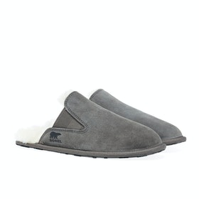 Sorel Hadley Slippers - Quarry