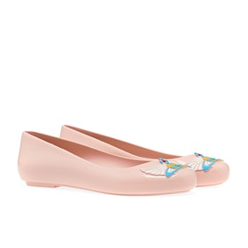 Dress Shoes Vivienne Westwood X Melissa Space Love 22 - Blush Wing Orb