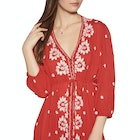 Free People Embroidered Fable Šaty
