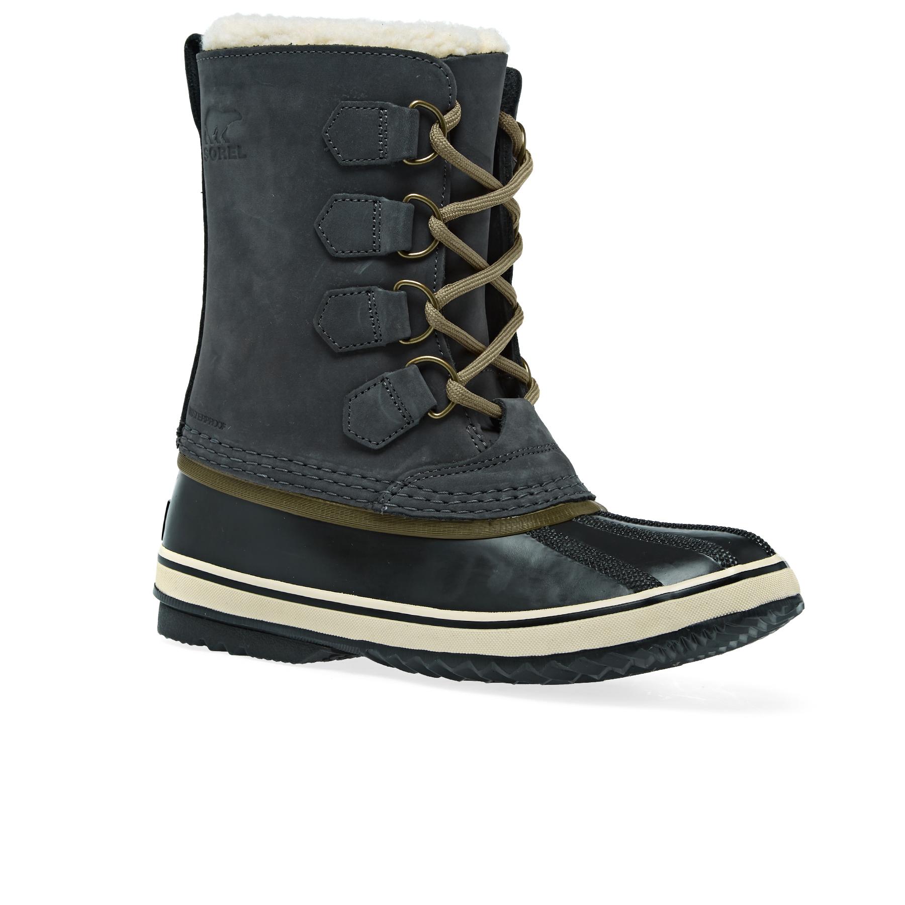 Sorel 1964 Pac 2 Faux Fur Women's Boots Coal   Country