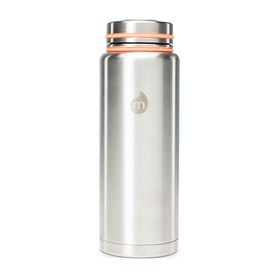 Mizu V12 with Stainless Steel Lid Flask - Stainless Steel