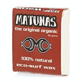 Matunas Organic Surf Wax - Warm