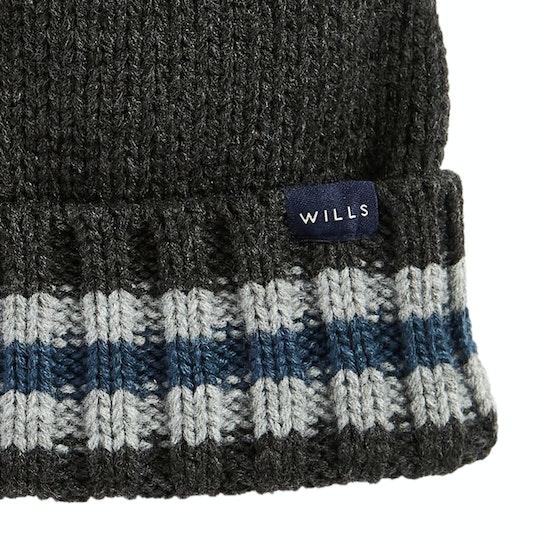 Jack Wills Sambourne Stripe Hat Beanie
