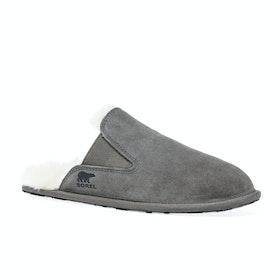Sorel Hadley Slippers - Quarry
