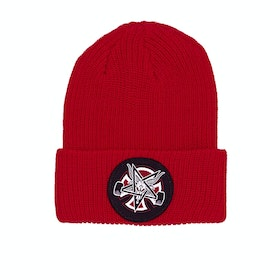 Bonnet Independent Thrasher Pentagram Cross - Lipstick