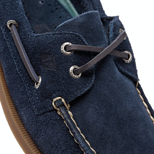 Sperry A/o 2-eye Suede Dress Shoes
