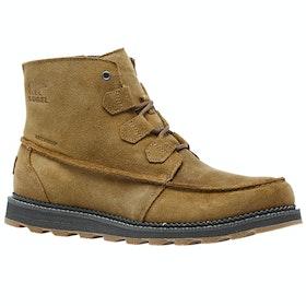 Sorel Madson Caribou WP Boots - Elk