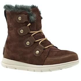Sorel Explorer Joan Boots - Burro