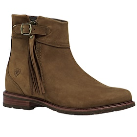 Ariat Abbey Damen Country Boots - Chestnut