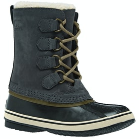 Sorel 1964 Pac 2 Faux Fur Ladies Boots - Coal