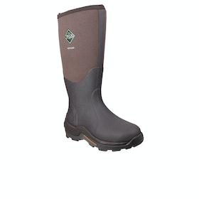 Muck Boots Wetland High Men's Wellington Boots - Bark
