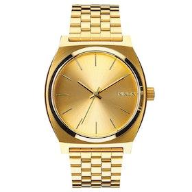 Zegarek Nixon Time Teller - All Gold Gold