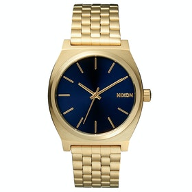 Zegarek Nixon Time Teller - All Light Gold Cobalt