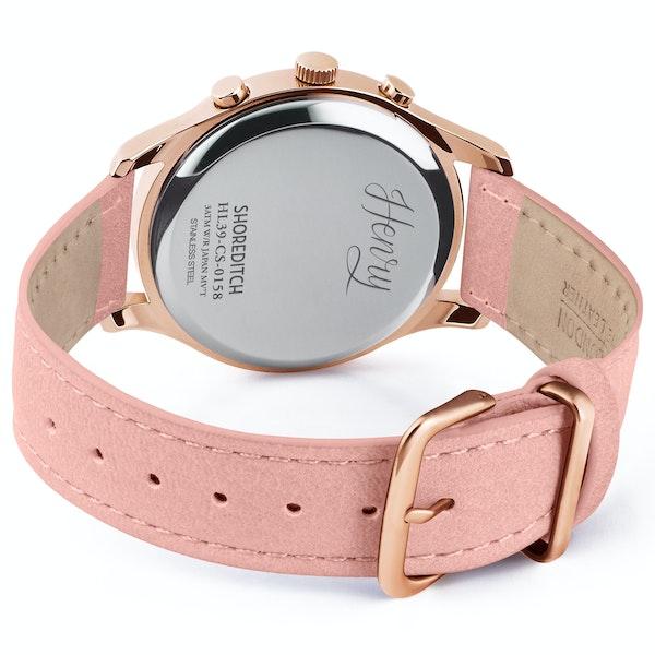 Henry London Shoreditch Chronograph 39mm Watch Women's Watch