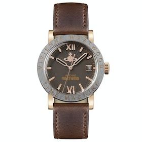 Наручные часы Vivienne Westwood The Kingsgate - Brown
