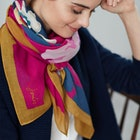 Joules Atmore 30th Anniversary Женщины Шарф