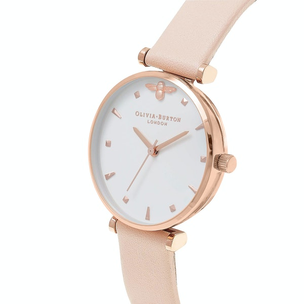 Olivia Burton Queen Bee Women's Watch