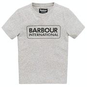 Barbour International Essential Logo Boy's Short Sleeve T-Shirt