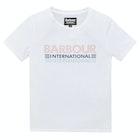 Barbour International Trackrace Girl's Short Sleeve T-Shirt