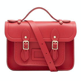 The Cambridge Satchel Company Mini Women's Satchel - Red Berry