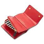 Lulu Guinness Lip Pin Jodie Women's Wallet