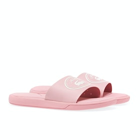 Lacoste L.30 119 Sliders - Light Pink White