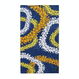 Slowtide Pua Beach Towel - Navy