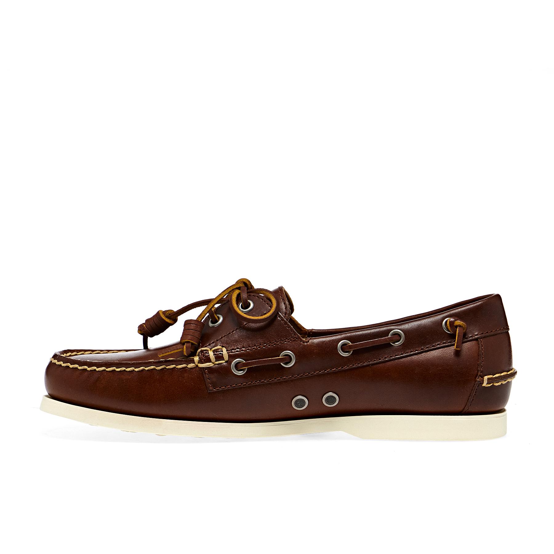 Polo Ralph Lauren Merton Shoes - Deep