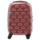 Lulu Guinness Small Lips Hardside Spinner Case Women's Luggage