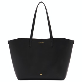 Lulu Guinness Crossgrain Ivy Women's Shopper Bag - Black