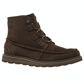 Sorel Madson Caribou WP Boots - Tobacco