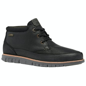 Barbour Nelson Boots - Black