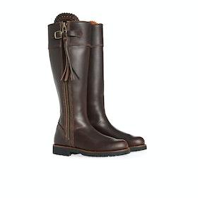 Penelope Chilvers Tassel Standard Women's Boots - Conker