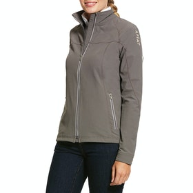 Ariat Agile 2.0 Damen Softshell-Jacke - Plum Grey