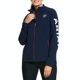 Ariat Agile 2.0 Damen Softshell-Jacke - Team