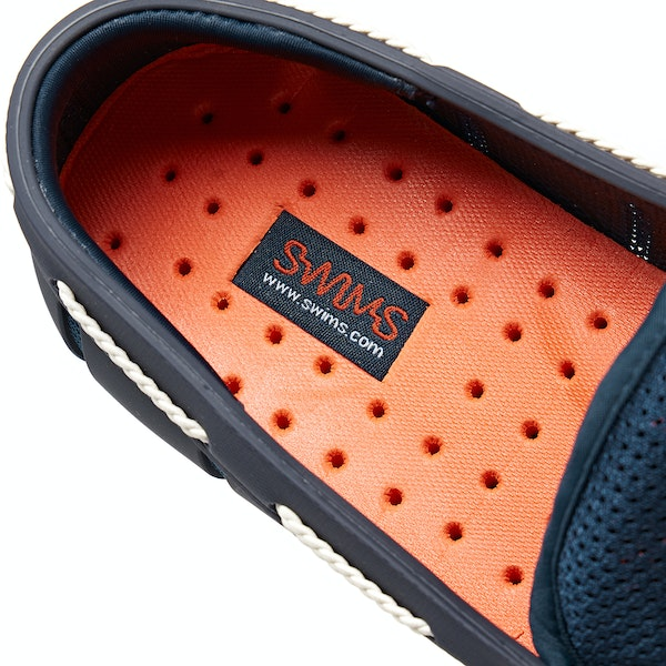 Swims Braided Lace Loafer Mens Dress Shoes
