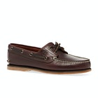 Dress Shoes Timberland Classic Boat 2 Eye Brown