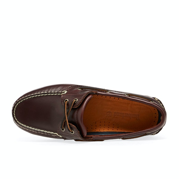 Timberland Classic Boat 2 Eye Brown Dress Shoes